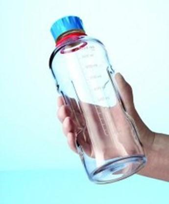 Slika za boca duran youtility prozirna 500ml gl45 + pp čep na navoj