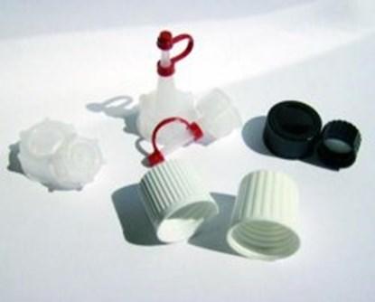 Slika za Caps for PE-HD and PVC square bottles series 310