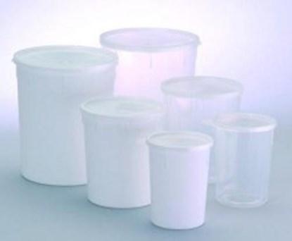 Slika za kontejner pp 1000ml + čep snap-on sterilni