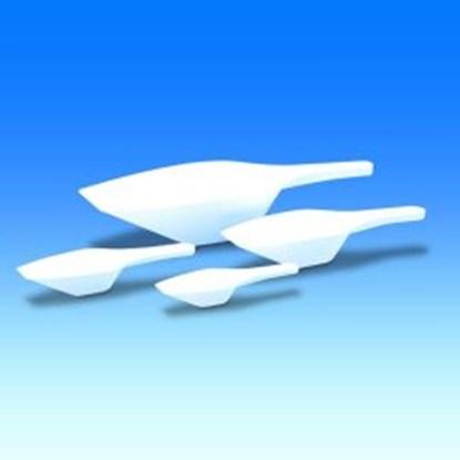 Slika za lopatica odmjerna pp 100ml 200mm bijela