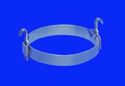 Slika za alu-rings with hooks,  ns 45