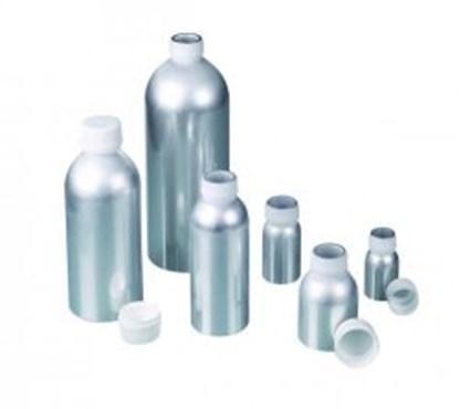 Slika za boca aluminij 38ml 35*70mm + pp čep na navoj sa septom