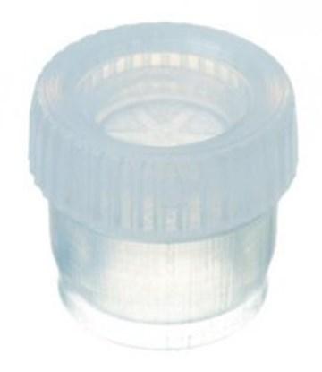 Slika za čepovi utisni za shell viale 2ml pe bijeli nd12 pk/100