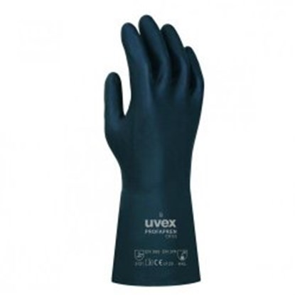 Slika za  Chemical Protection Glove uvex Profapren CF 33, Chloroprene/Latex