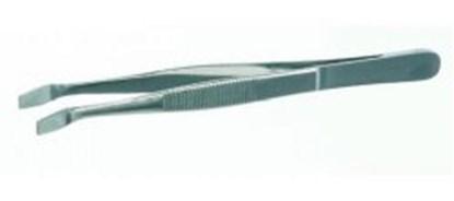 Slika za Cover glass forceps, stainless 18/10 steel
