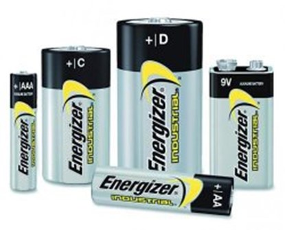 Slika za Alkaline Batteries, Energizer Industrial