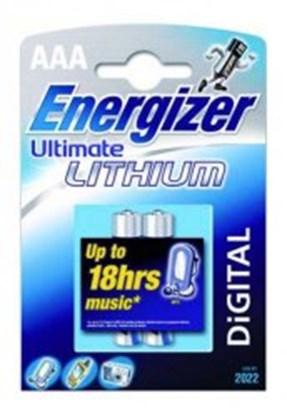 Slika za Lithium batteries, Energizer