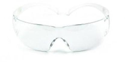 Slika za naočale zaštitne leće pc bistre/okvir proziran