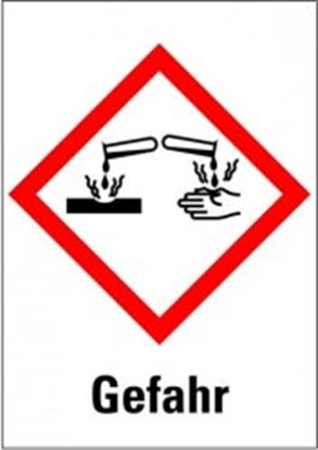 Slika za Hazard labels (GHS)