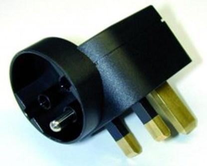 Slika za Adaptor plugs, Swiss and UK