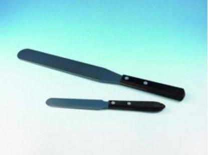 Slika za špatula ss 190mm 100x18mm fleksibilna oštrica