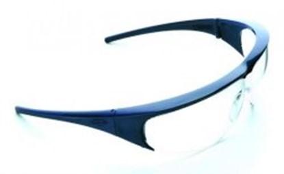 Slika za naočale zaštitne leće bistre/okvir crni