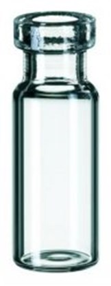 Slika za viali krimp staklo bijeli nd11 1,5ml mali otvor pk/100
