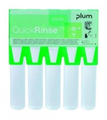 Slika za Eye Wash Ampoule QuickRinse, 0,9% NaCl, Sterile