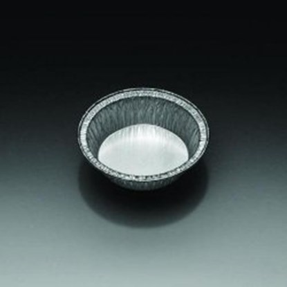 Slika za aluminum dishes,cap. 110 ml,top diam. 70