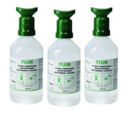 Slika za Eye Wash Bottle, 0.9% NaCl, Sterile