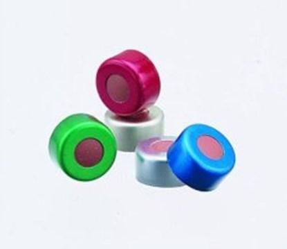 Slika za čep aluminijski 11mm sa septom ptfe/guma pk/100