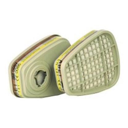Slika za filteri za 3m polumasku/masku tip 6055 a2 pk/2
