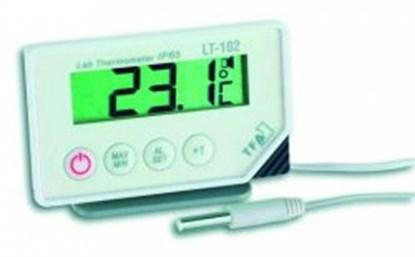 Slika za termometar laboratorijski s alarmom lt102 temp -50 do +70c 86x57x30mm