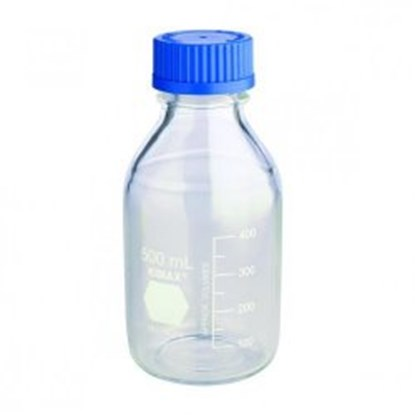Slika za Laboratory bottles Borosilicate glass 3.3, GL 45, with retrace code