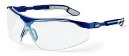 Slika za naočale zaštitne leće ultrabistre/okvir plavo-sivi