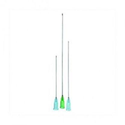 """Slika za igle za špricu ss/pp zelena 0,80x120mm g21x4 3/4"""" sterilne pk/100"""