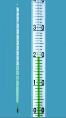 Slika za termometar  -10...+360řc