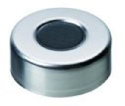Slika za čepovi za viale krimp nd20 al srebrni rupa+butil crveni/ptfe sivi pk/100