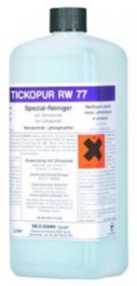 Slika za ultrasonic cleaning agent tickopur rw 77