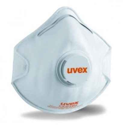 Slika za maska/respirator silv-air-classic 2100 ffp1 bez ventila plavo/bijela pk/20