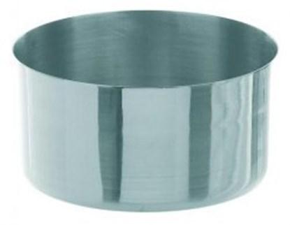 Slika za posuda za žarenje visoki oblik 18/8 čelik fi75mm