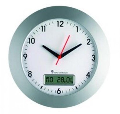 Slika za Radio controlled wall clock