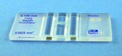 Slika za komorica za brojanje stanica po thomu dupla