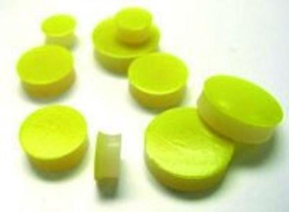 Slika za septe za čep za viale troslojne silikon hd/silikon ld/silikon hd fi9,0mm pk/12
