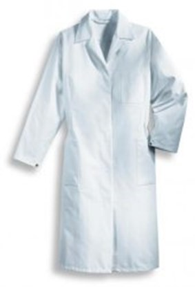 Slika za kuta laboratorijska ženska veličina 44 100% pamuk