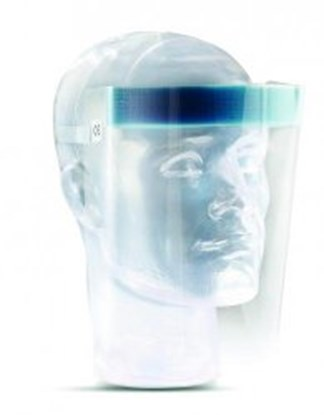 Slika za LLG-Disposable Protective Visors