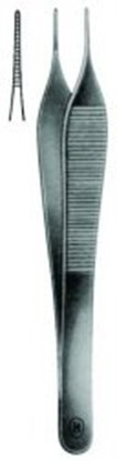 Slika za Anatomical micro forceps