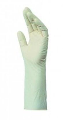 Slika za rukavice zaštitne nitril 7 vel bijele 300mm pk/100