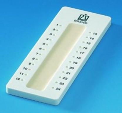 Slika za stalak za hematokrit kapilare pk/10