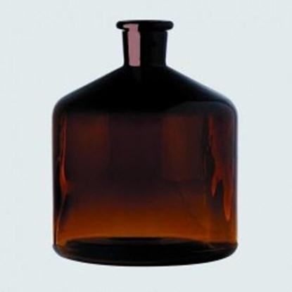 Slika za boca za biretu staklo smeđa 2000ml