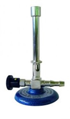 Slika za plamenik bunsen propan/butan s iglom i regulatorom zraka