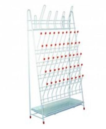Slika za ocjeđivač za boce i tikvice metalni