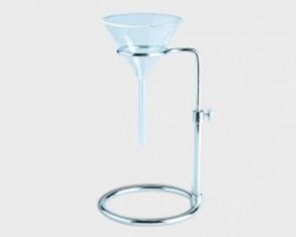Slika za Funnel holder, chromated steel