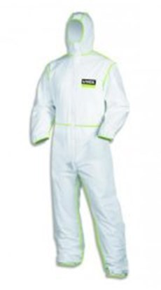 Slika za Disposable, chemical protection coverall,  Uvex 5/6