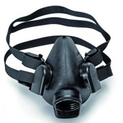 Slika za polumaska 620n s brzopodesivim gumenim trakicama bez filtera