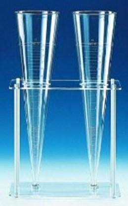 Slika za stalak za imhoff lijevak,2 mjesta