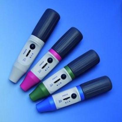 Slika za makropipeta/kontroler za pipete 0,1-200ml plavi