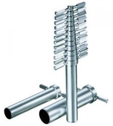 Slika za bušač čepova set od 9 za fi5-15mm