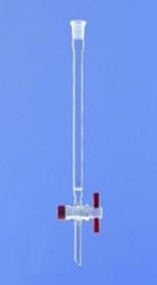 Slika za chromatographic columns with frit, ptfe-