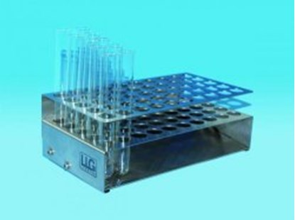 Slika za LLG-Test tube racks, self-aligning, stainless steel
